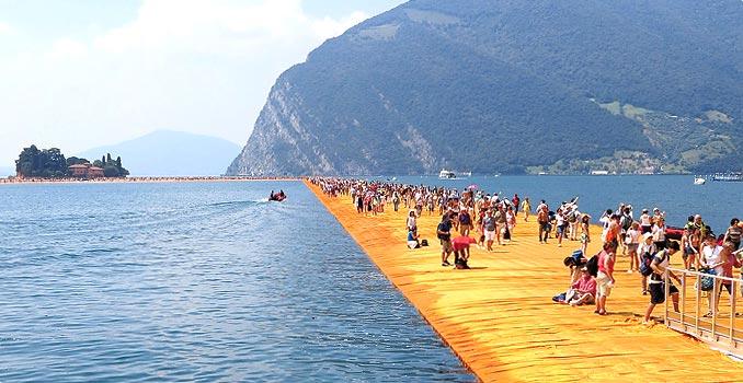 Iseosee, Lago d'Iseo